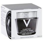 Vichy Charcoal Mask, Clarifying