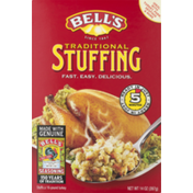 Bell's Stuffing, Traditional, Box