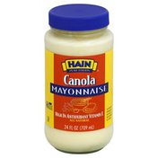 Hain Pure Foods Mayonnaise, Canola