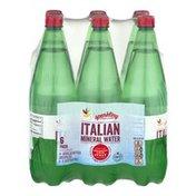SB Sparkling Italian Mineral Water - 6 PK