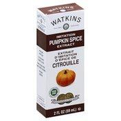J.R. Watkins Pumpkin Spice Extract, Imitation