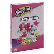 Shopkins Valentines