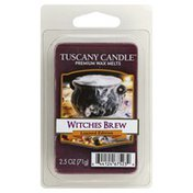 Tuscany Candle Wax Melts, Premium, Witches Brew