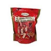 Golden Bonbon Crunchy Almond Nougat Candy