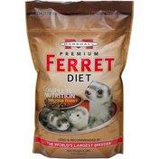 Marshall Premium Ferret Diet Complete Nutrition