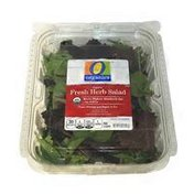O Organics Fresh Herb Salad