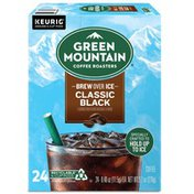 Green Mountain Coffee Roasters Brew Over Ice Classic Black K-Cup Pods