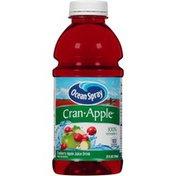 Ocean Spray Cran • Apple Juice Drink