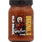 Guy Fieri Salsa, Old Skool, Original