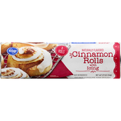 Kroger Cinnamon Rolls with Icing