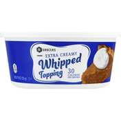 Southeastern Grocers Whipped Topping, Extra Creamy