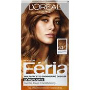 Feria Multi-Faceted Shimmering Permanent Hair Color Sparkling Amber