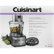 Cuisinart Food Processor & Dicing Kit, Elemental, 13 Cup