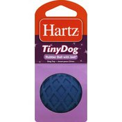 Hartz Dog Toy, Rubber Ball with Bell