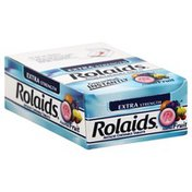 Rolaids Antacid, Extra Strength, Chewable Tablets, Assorted Fruit