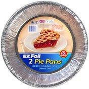 """Hefty EZ Foil 9.69"""" Dia. X 1.33"""" Pie Pans"""
