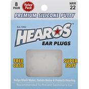 Hearos Ear Plugs, Value Pack