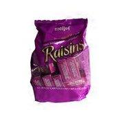 Meijer Sun Dried Raisins Snack Boxes