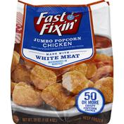 Fast Fixin Chicken, Popcorn, Jumbo