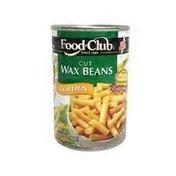 Food Club Golden Cut Wax Beans