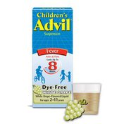 Advil Liquid Pain Reliever and Fever Reducer, Liquid Pain Reliever and Fever Reducer