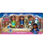 Just Play Collector Figure Set, Disney Junior, Mira, Royal Detective
