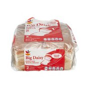 Ahold Big Daisy Enriched White Bread Value Pack - 2 CT