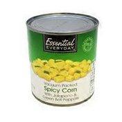 Essential Everyday Green Jalapeno Pepper Corn