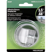 Hillman Group Adhesive Picture Hanging Set
