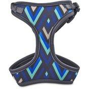Good 2 Go Blue Geometric Cat Harness Set