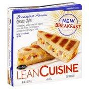Lean Cuisine Breakfast Panini, Denver-Style