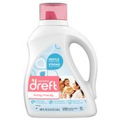 Dreft Liquid Laundry Detergent, Unscented