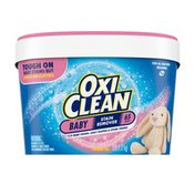 OxiClean Versatile Stain Remover Baby Stain Soaker, 3