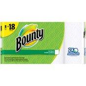 Bounty White, Bulk Rolls = 18 Regular Rolls  Paper Towels