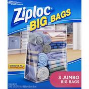 Ziploc Big Bags, Jumbo