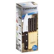 Farberware Prep Set, Triple-Riveted, 6 Piece