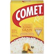 Comet Enriched Long Grain Rice