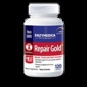 Enzymedica Dietary Supplement, Repair Gold, Capsules, Bottle