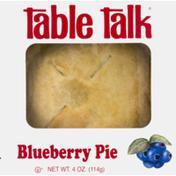 Table Talk Blueberry Pie