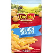 Ore-Ida Golden Thick Cut Steak French Fries Fried Frozen Potatoes