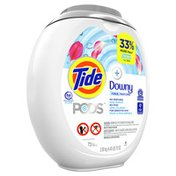 Tide Pods +Downy Free, Liquid Laundry Detergent Pacs