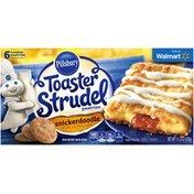 Pillsbury Toaster Strudel Snickerdoodle Toaster Pastries