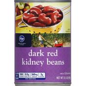 Kroger Dark Red Kidney Beans