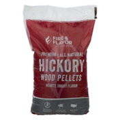 Fire & Flavor Wood Pellets Hickory