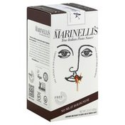 Marinellis Pasta Sauce, True Italian, No Meat Bolognese