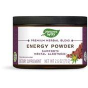 Nature's Way Energy Powder