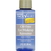 Harmon Face Values Eye Makeup Remover, Oil-Free