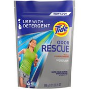 Tide Odor Rescue In Wash Laundry Booster Pacs