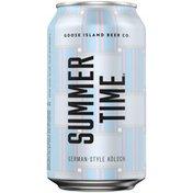 Goose Island Beer Co. Summer Time German-Style Kölsch