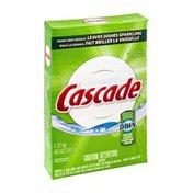 Cascade Fresh Scent Dishwasher Detergent